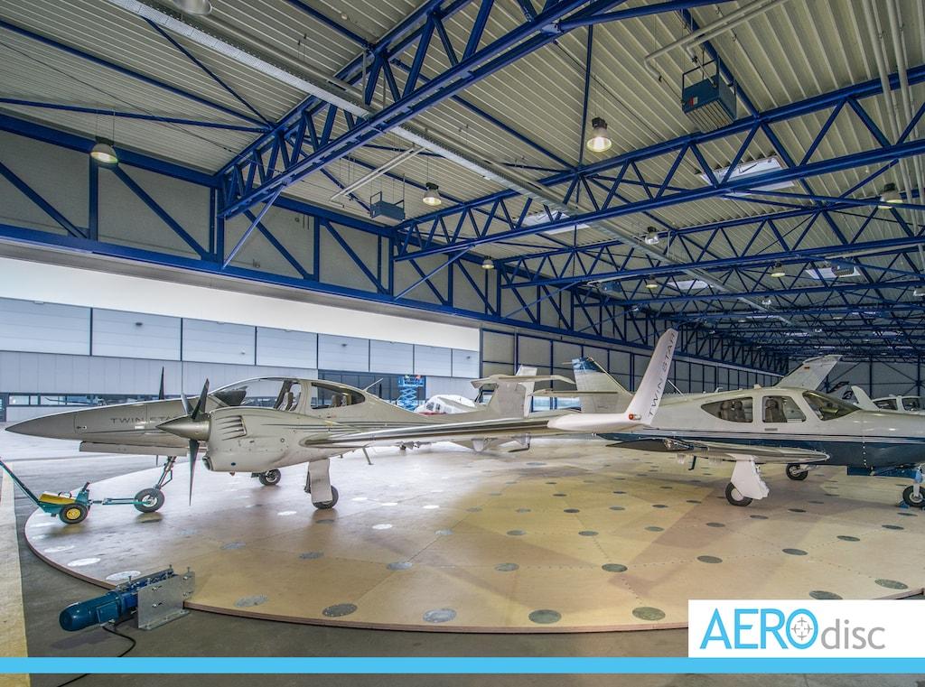 AEROdisc-disc-airport