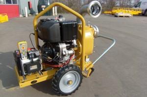 Funksteuerung für Abwasserpumpe